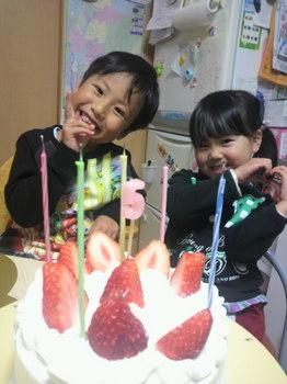 2011.12.19美琴5歳誕生日。.jpg